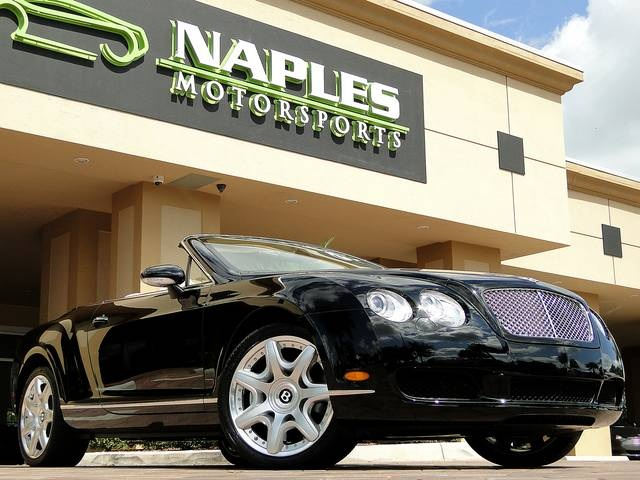2008 Bentley Continental GT GTC - Photo 17 - Naples, FL 34104