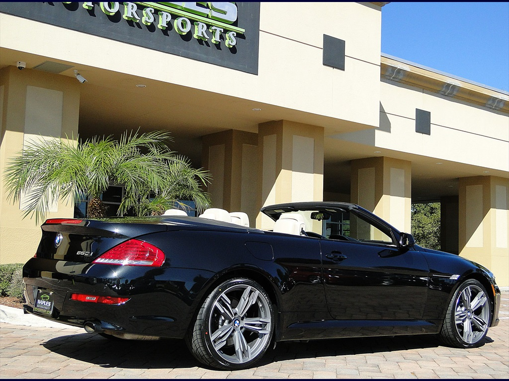 2010 BMW 650i Convertible - Photo 9 - Naples, FL 34104