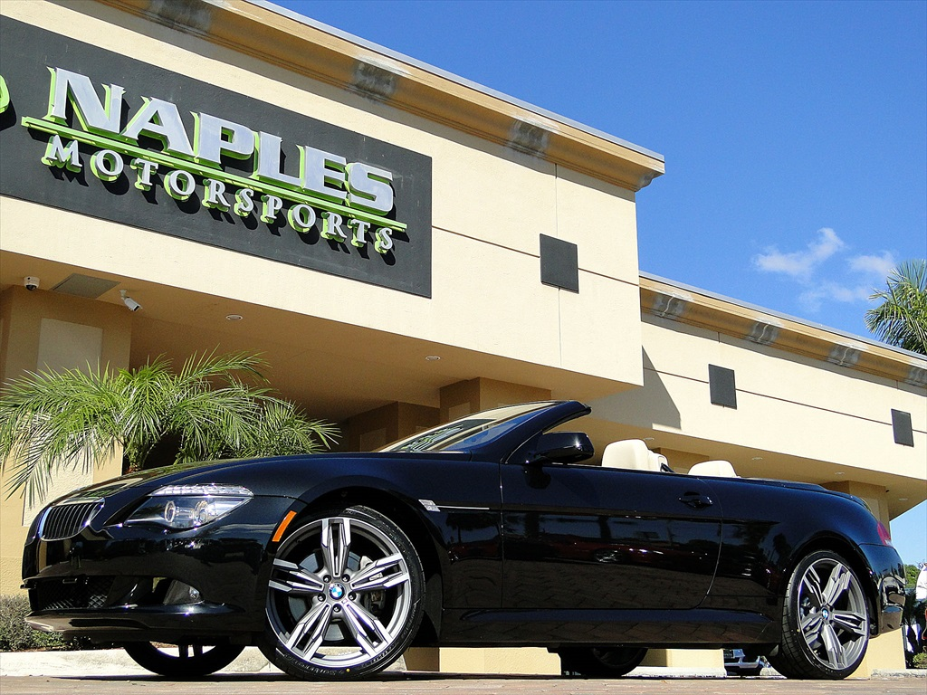 2010 BMW 650i Convertible - Photo 56 - Naples, FL 34104