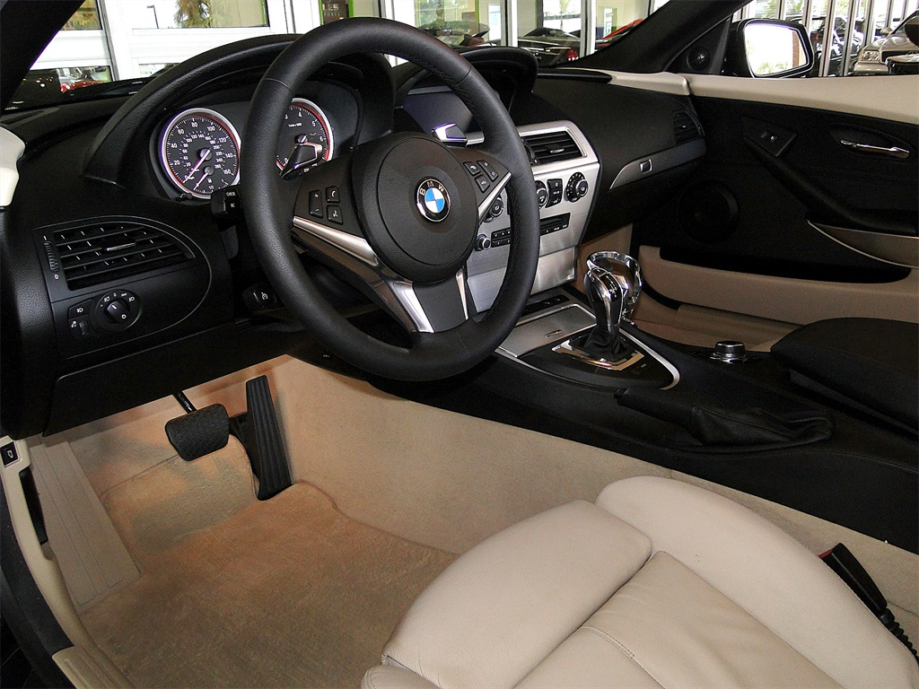 2010 BMW 650i Convertible - Photo 37 - Naples, FL 34104