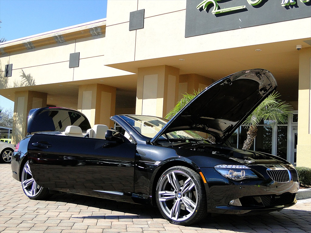 2010 BMW 650i Convertible - Photo 34 - Naples, FL 34104