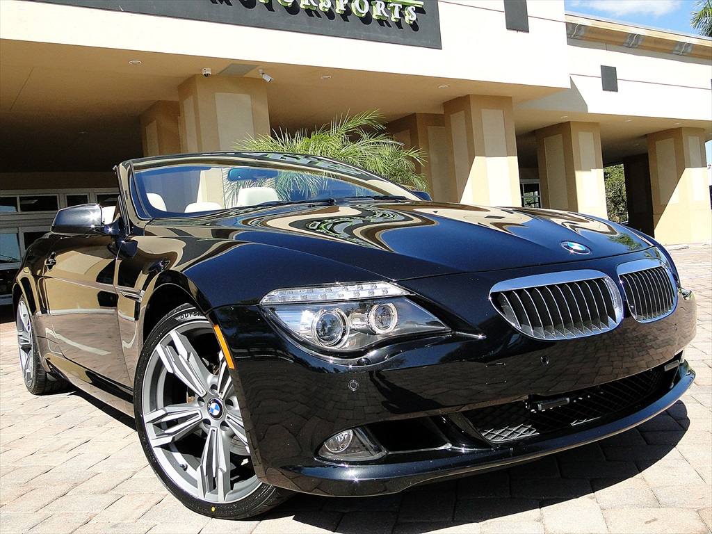 2010 BMW 650i Convertible - Photo 11 - Naples, FL 34104