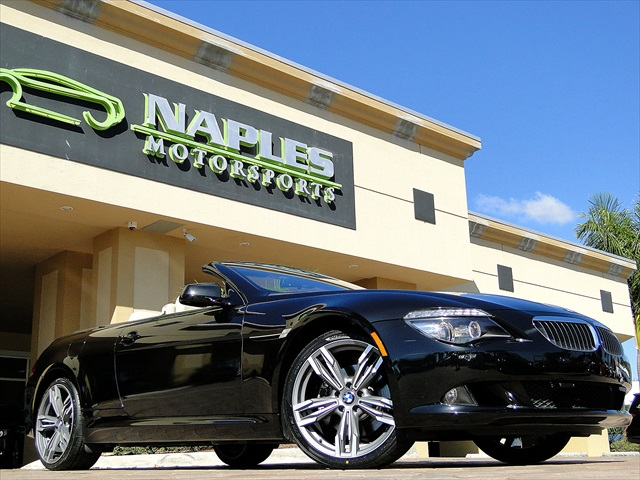 2010 BMW 650i Convertible - Photo 1 - Naples, FL 34104