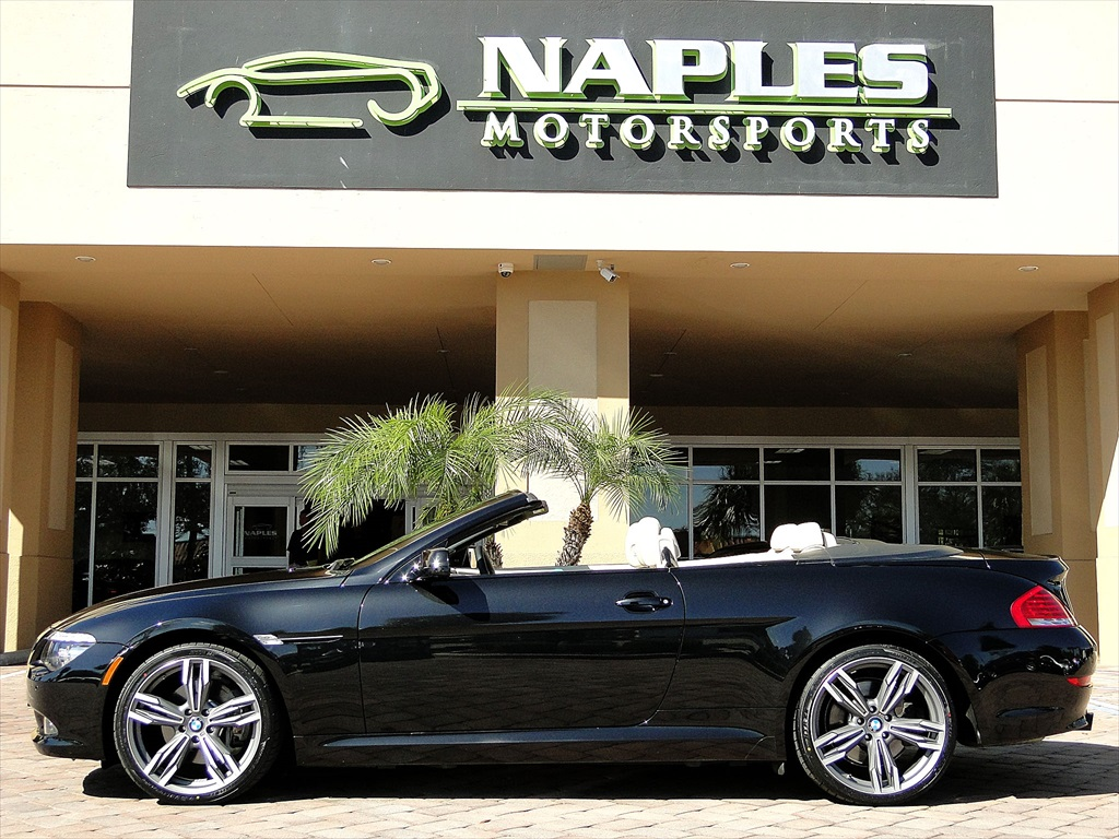 2010 BMW 650i Convertible - Photo 29 - Naples, FL 34104