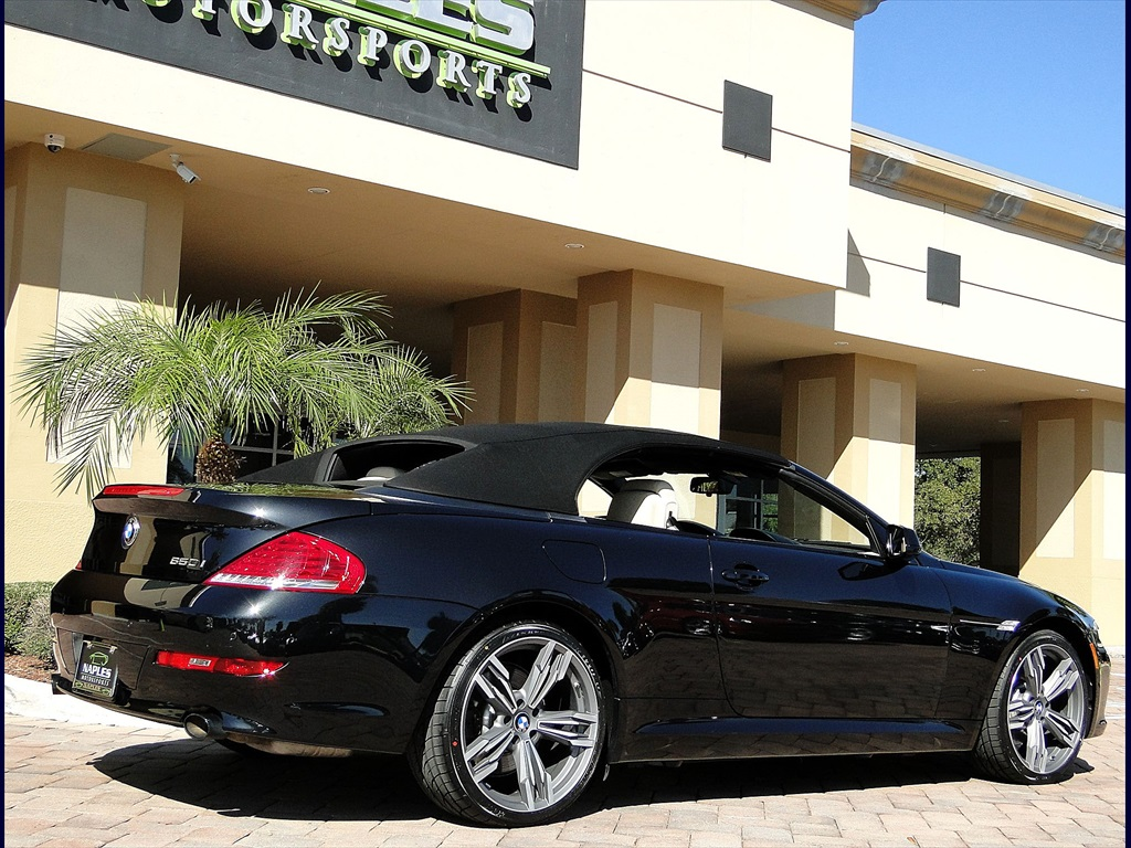 2010 BMW 650i Convertible - Photo 14 - Naples, FL 34104