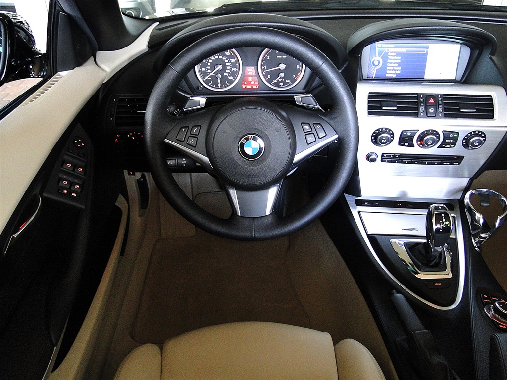 2010 BMW 650i Convertible - Photo 32 - Naples, FL 34104