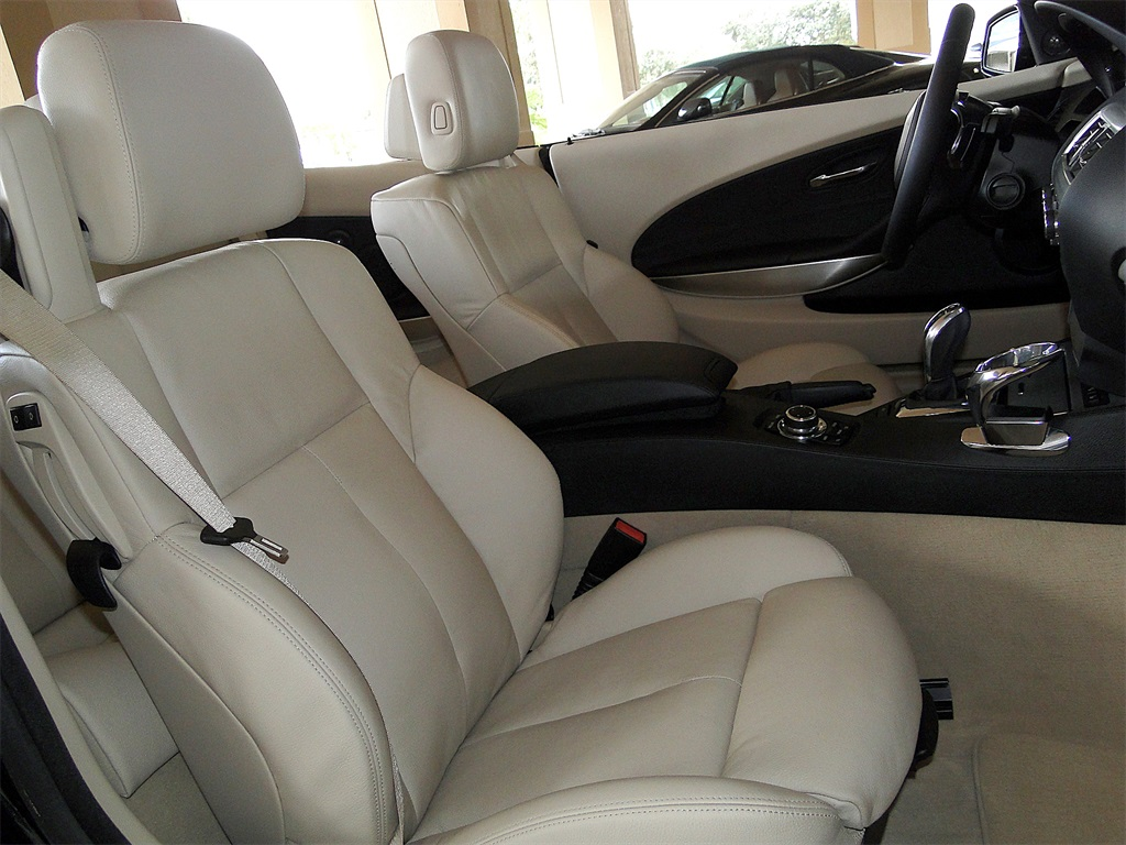 2010 BMW 650i Convertible - Photo 28 - Naples, FL 34104