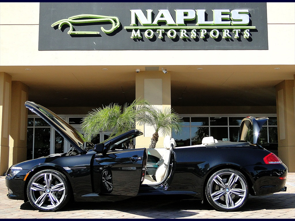 2010 BMW 650i Convertible - Photo 54 - Naples, FL 34104