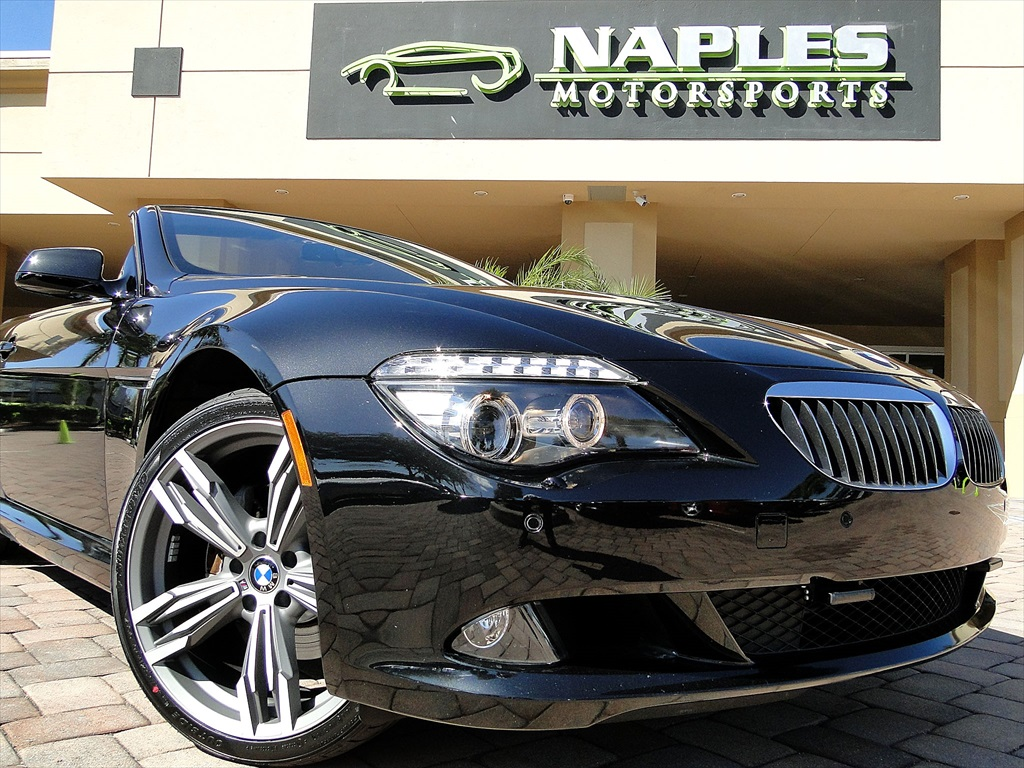 2010 BMW 650i Convertible - Photo 44 - Naples, FL 34104