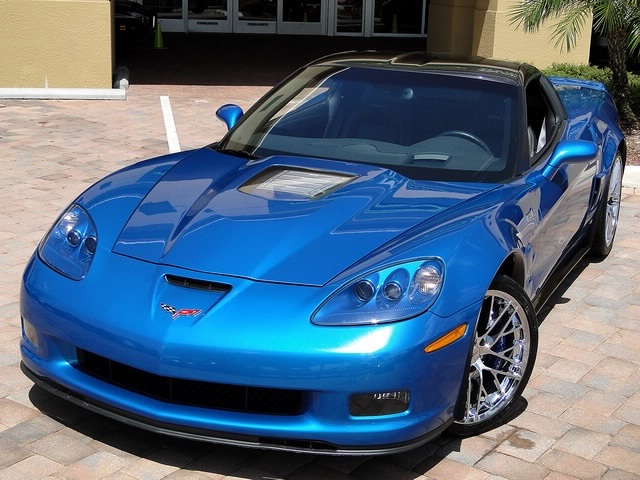 2009 Chevrolet Corvette ZR1 - Photo 9 - Naples, FL 34104