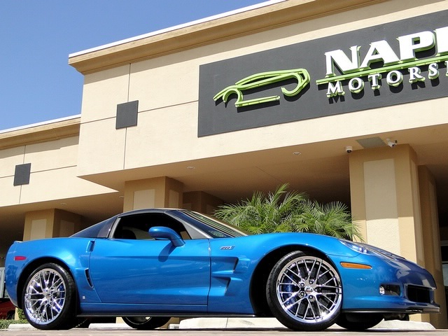 2009 Chevrolet Corvette ZR1 - Photo 16 - Naples, FL 34104
