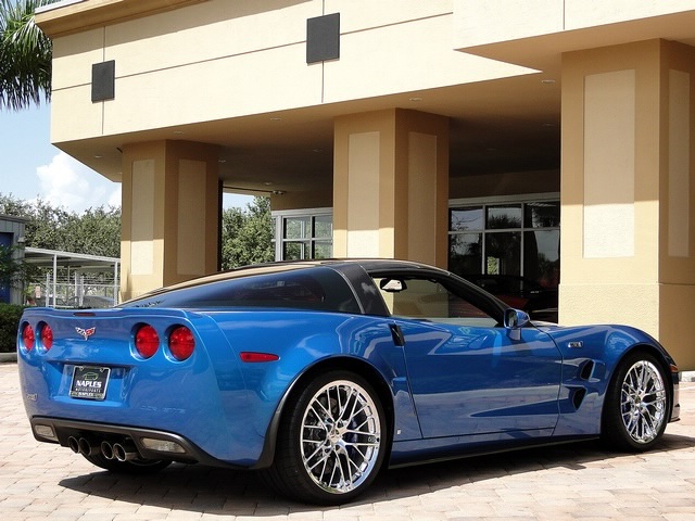 2009 Chevrolet Corvette ZR1 - Photo 50 - Naples, FL 34104