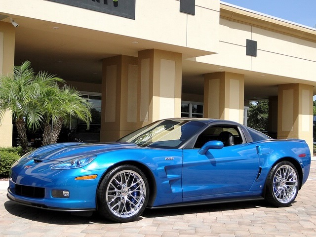 2009 Chevrolet Corvette ZR1 - Photo 20 - Naples, FL 34104