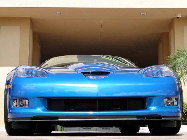 2009 Chevrolet Corvette ZR1 - Photo 24 - Naples, FL 34104
