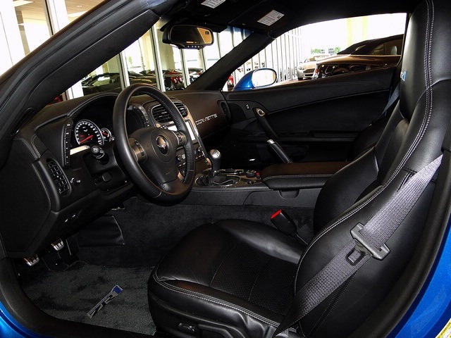 2009 Chevrolet Corvette ZR1 - Photo 8 - Naples, FL 34104