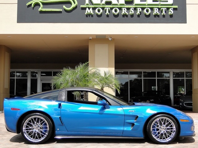 2009 Chevrolet Corvette ZR1 - Photo 7 - Naples, FL 34104