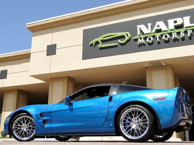 2009 Chevrolet Corvette ZR1 - Photo 36 - Naples, FL 34104
