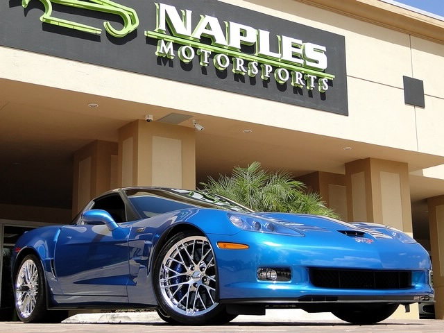 2009 Chevrolet Corvette ZR1 - Photo 1 - Naples, FL 34104