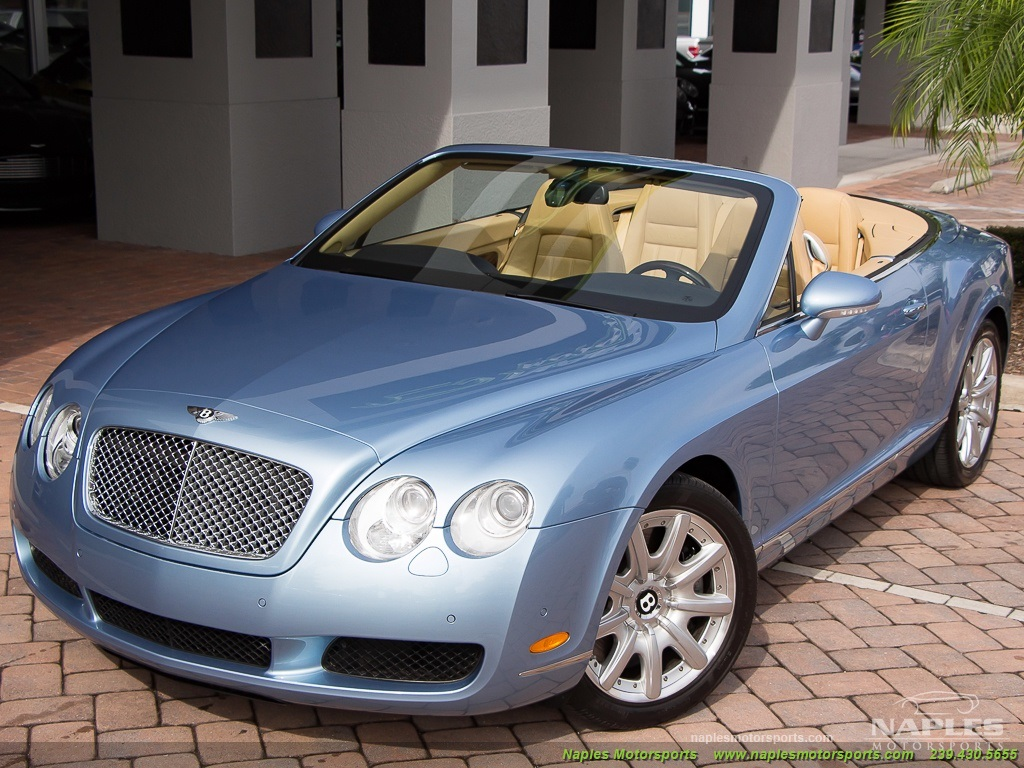 2007 Bentley Continental GT GTC - Photo 28 - Naples, FL 34104