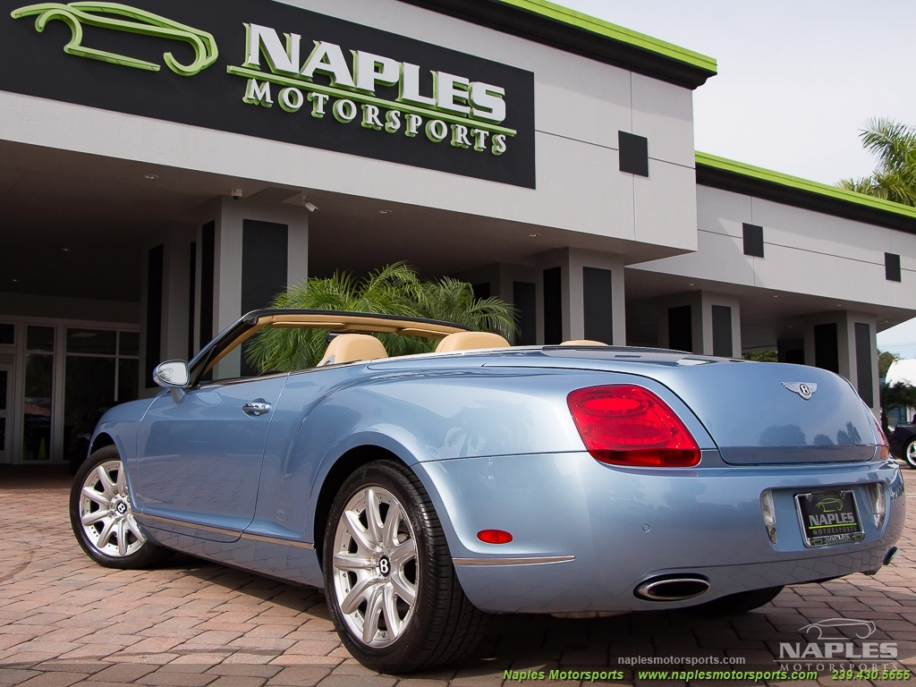 2007 Bentley Continental GT GTC - Photo 26 - Naples, FL 34104