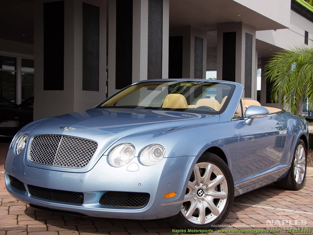 2007 Bentley Continental GT GTC - Photo 29 - Naples, FL 34104