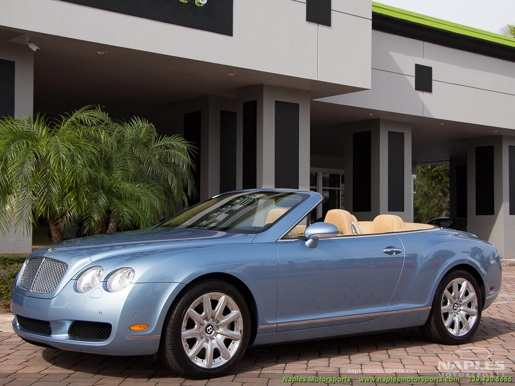 2007 Bentley Continental GT GTC - Photo 6 - Naples, FL 34104