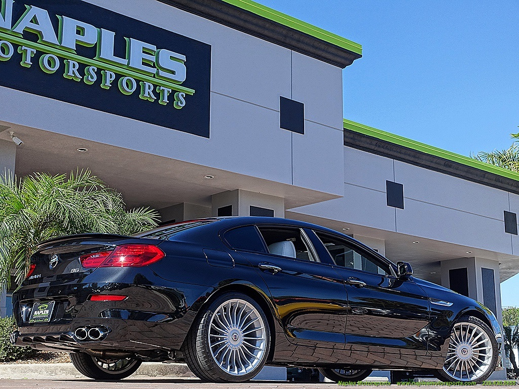 2015 BMW ALPINA B6 xDrive Gran Coupe - Photo 12 - Naples, FL 34104