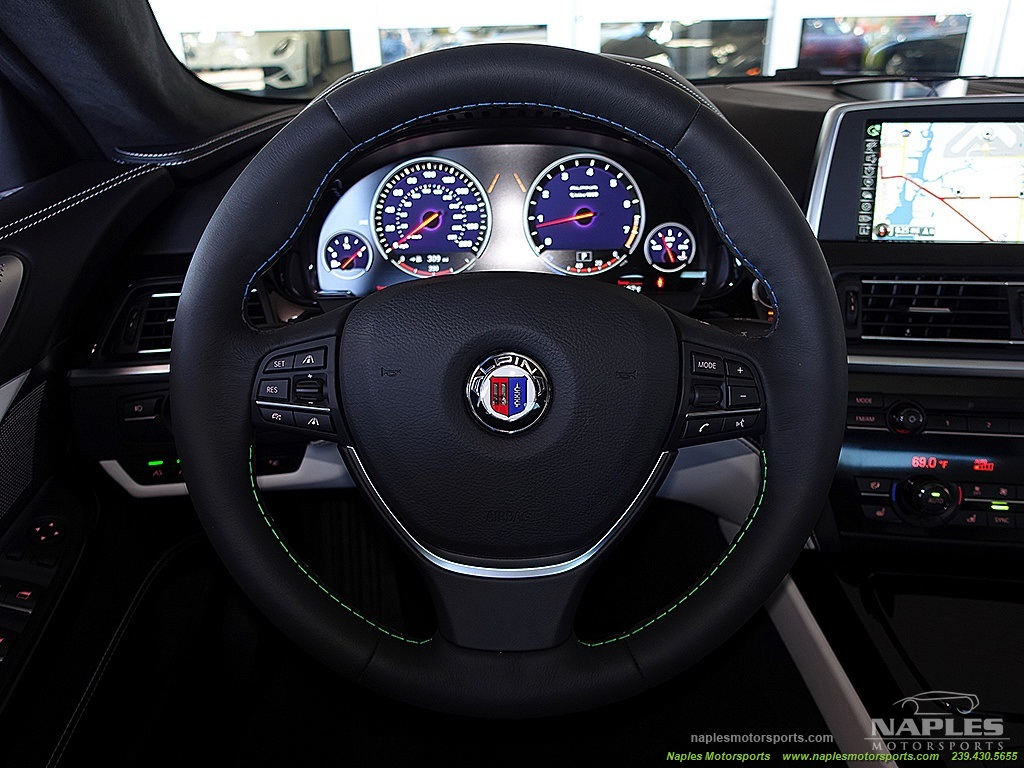 2015 BMW ALPINA B6 xDrive Gran Coupe - Photo 47 - Naples, FL 34104