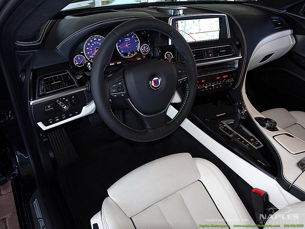 2015 BMW ALPINA B6 xDrive Gran Coupe - Photo 41 - Naples, FL 34104