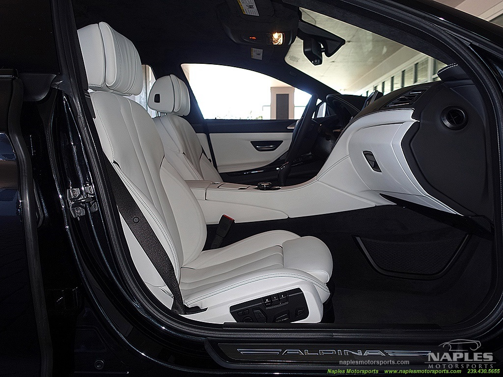 2015 BMW ALPINA B6 xDrive Gran Coupe - Photo 44 - Naples, FL 34104