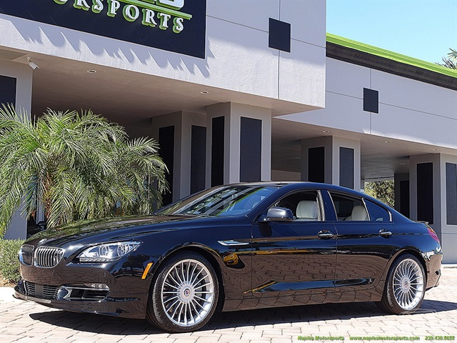 2015 BMW ALPINA B6 xDrive Gran Coupe - Photo 3 - Naples, FL 34104