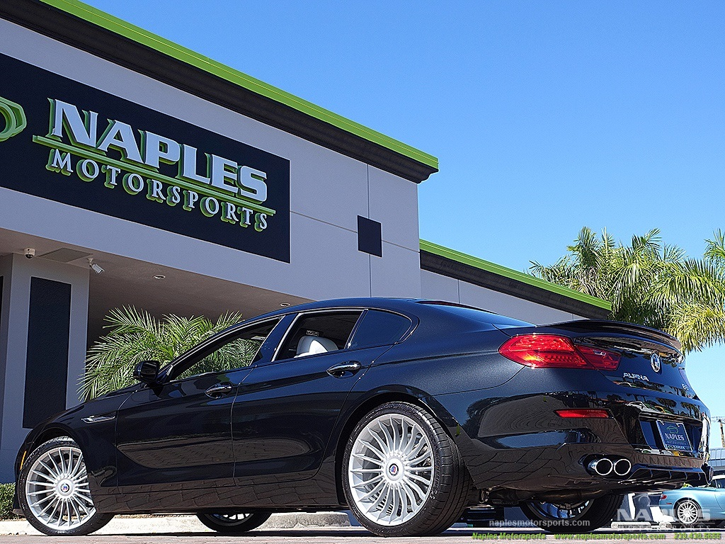2015 BMW ALPINA B6 xDrive Gran Coupe - Photo 25 - Naples, FL 34104