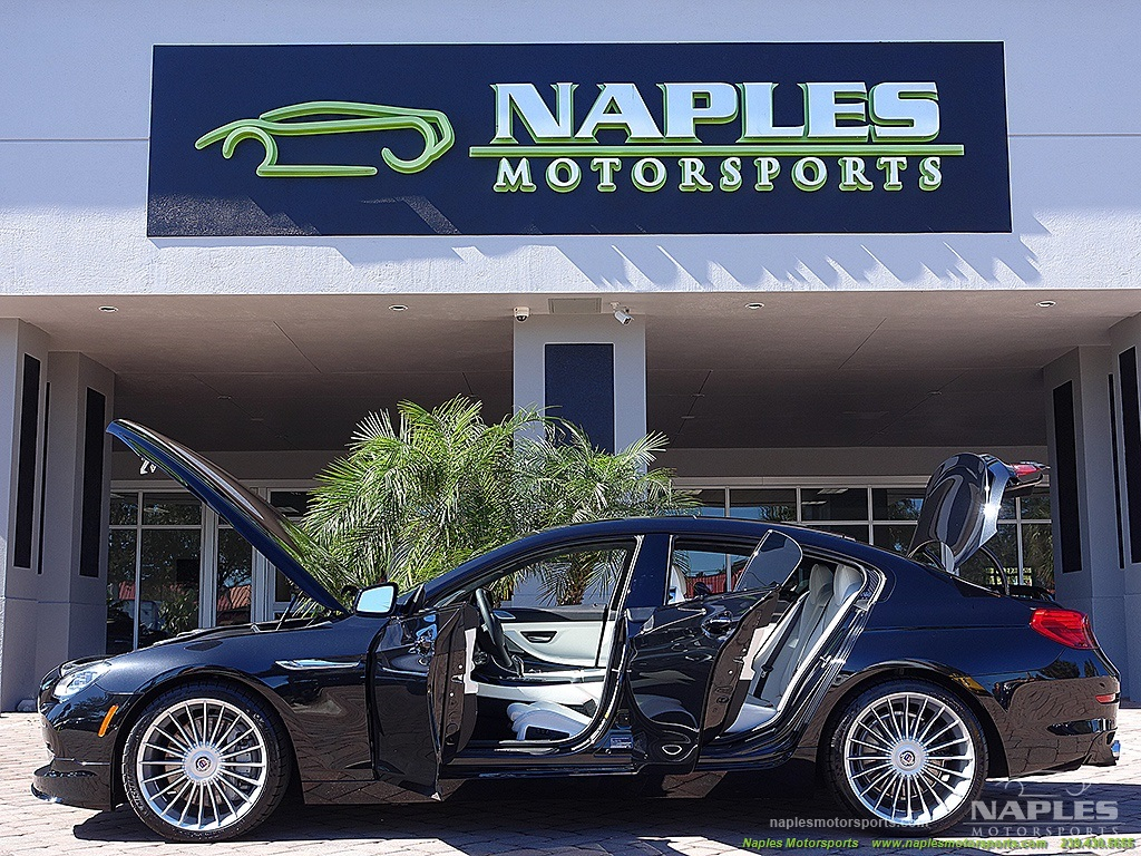 2015 BMW ALPINA B6 xDrive Gran Coupe - Photo 6 - Naples, FL 34104