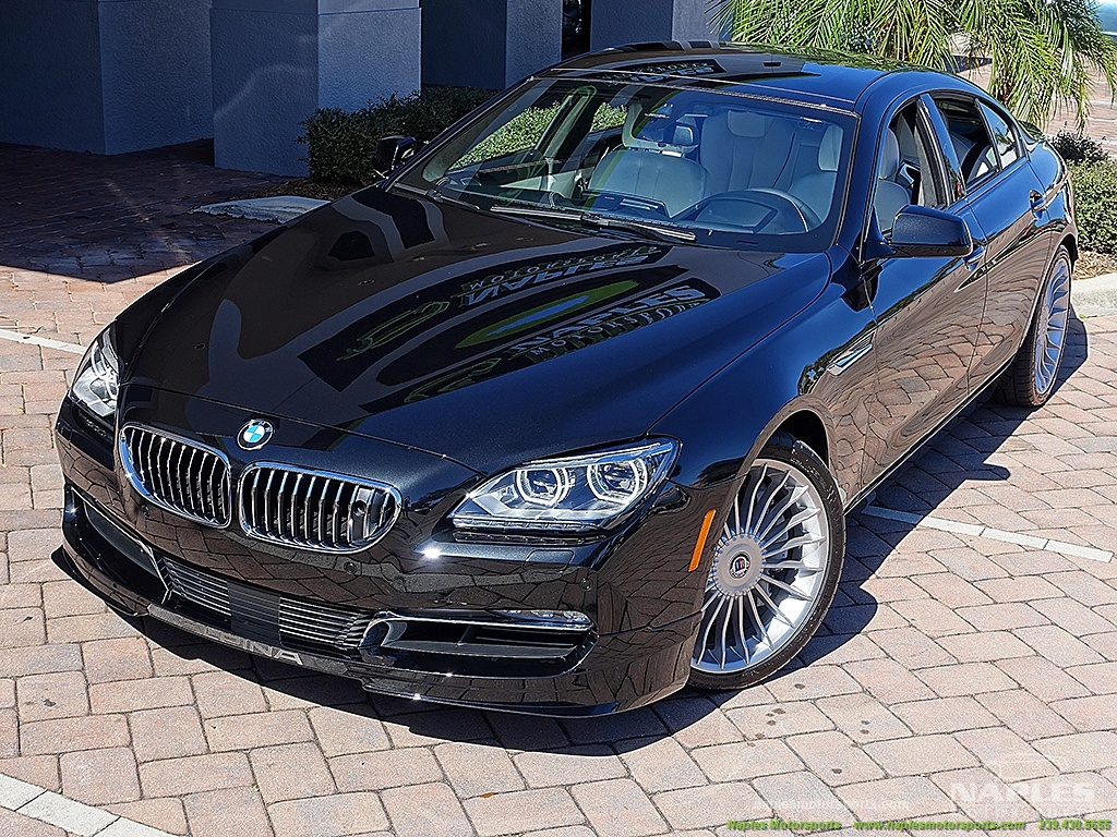 2015 BMW ALPINA B6 xDrive Gran Coupe - Photo 31 - Naples, FL 34104
