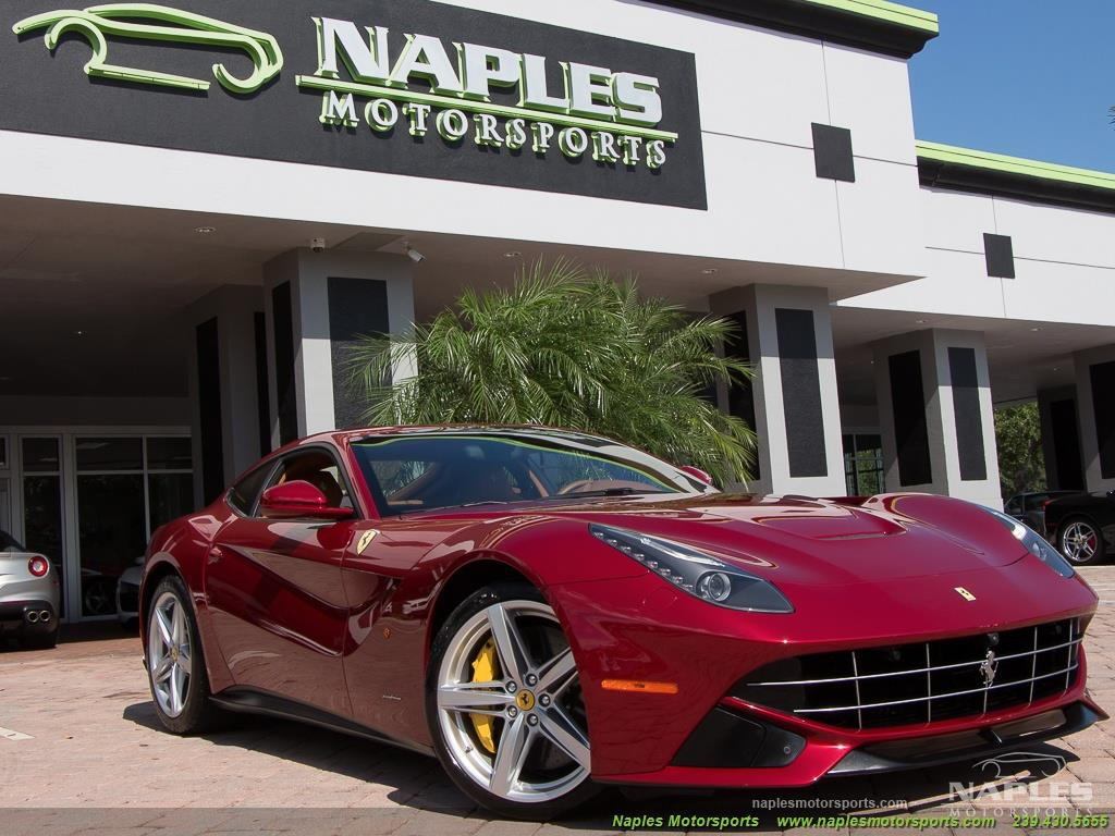 2015 Ferrari F12 Berlinetta - Photo 25 - Naples, FL 34104