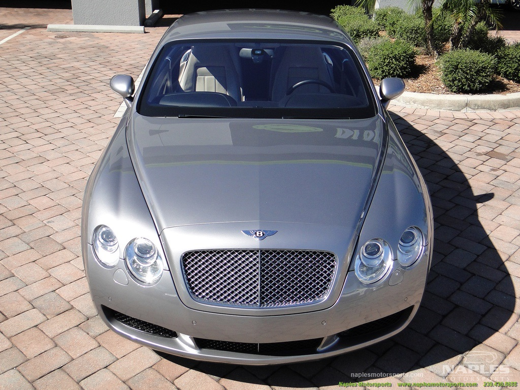2005 Bentley Continental GT - Photo 18 - Naples, FL 34104