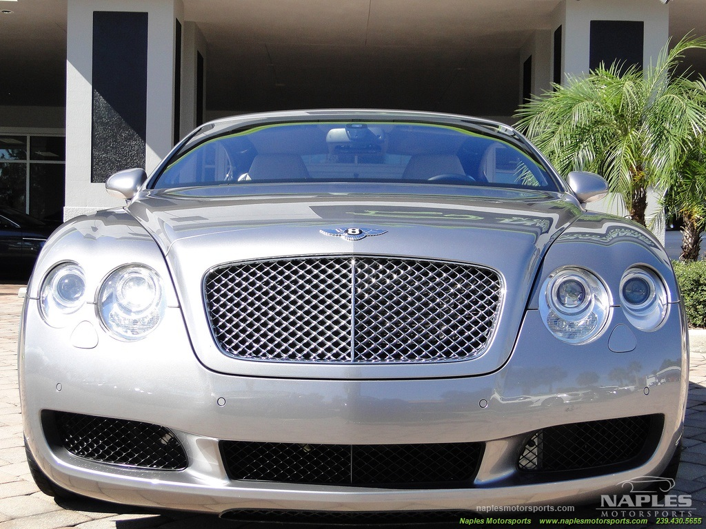 2005 Bentley Continental GT - Photo 21 - Naples, FL 34104