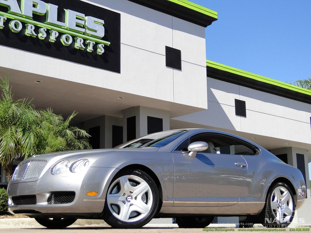 2005 Bentley Continental GT - Photo 6 - Naples, FL 34104