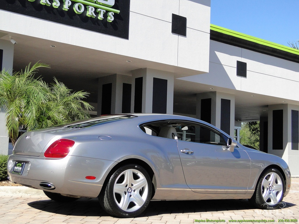 2005 Bentley Continental GT - Photo 9 - Naples, FL 34104