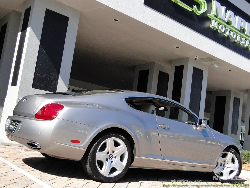 2005 Bentley Continental GT - Photo 45 - Naples, FL 34104