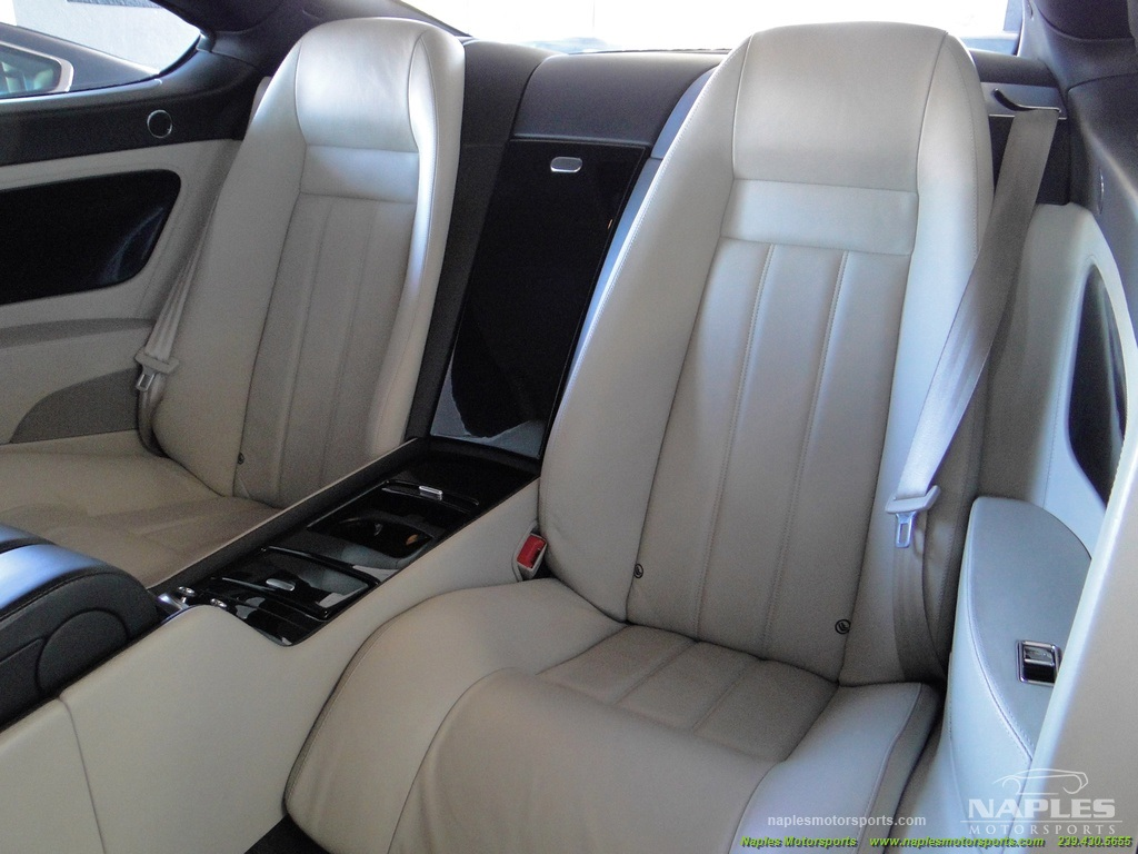 2005 Bentley Continental GT - Photo 31 - Naples, FL 34104