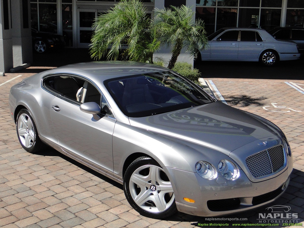 2005 Bentley Continental GT - Photo 47 - Naples, FL 34104