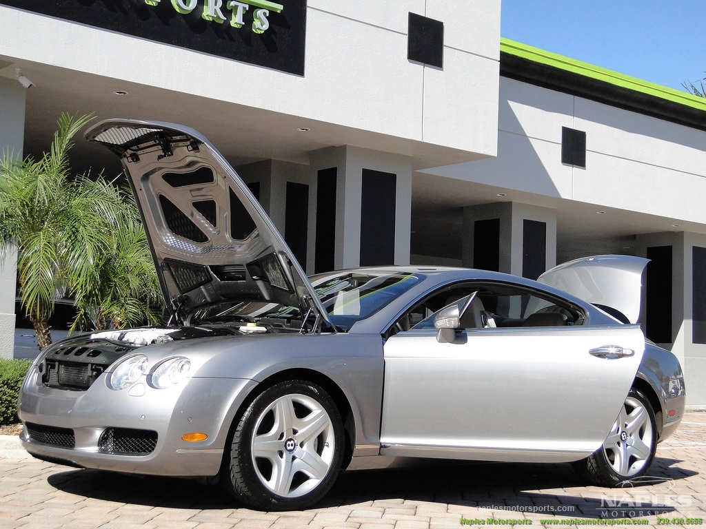 2005 Bentley Continental GT - Photo 53 - Naples, FL 34104
