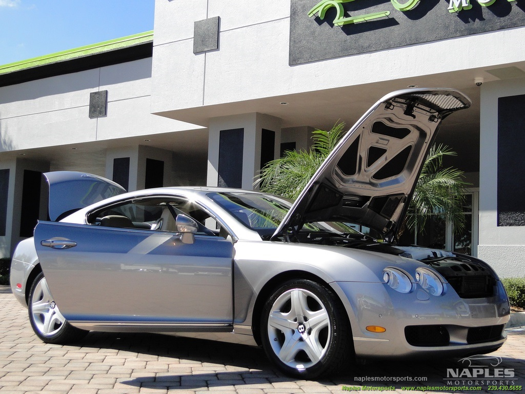 2005 Bentley Continental GT - Photo 58 - Naples, FL 34104