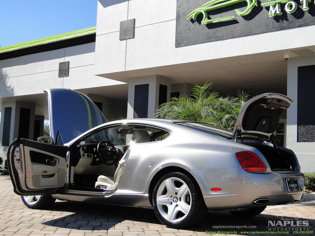 2005 Bentley Continental GT - Photo 55 - Naples, FL 34104