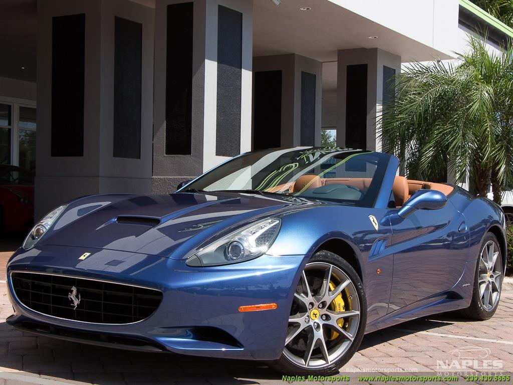 2010 Ferrari California - Photo 50 - Naples, FL 34104