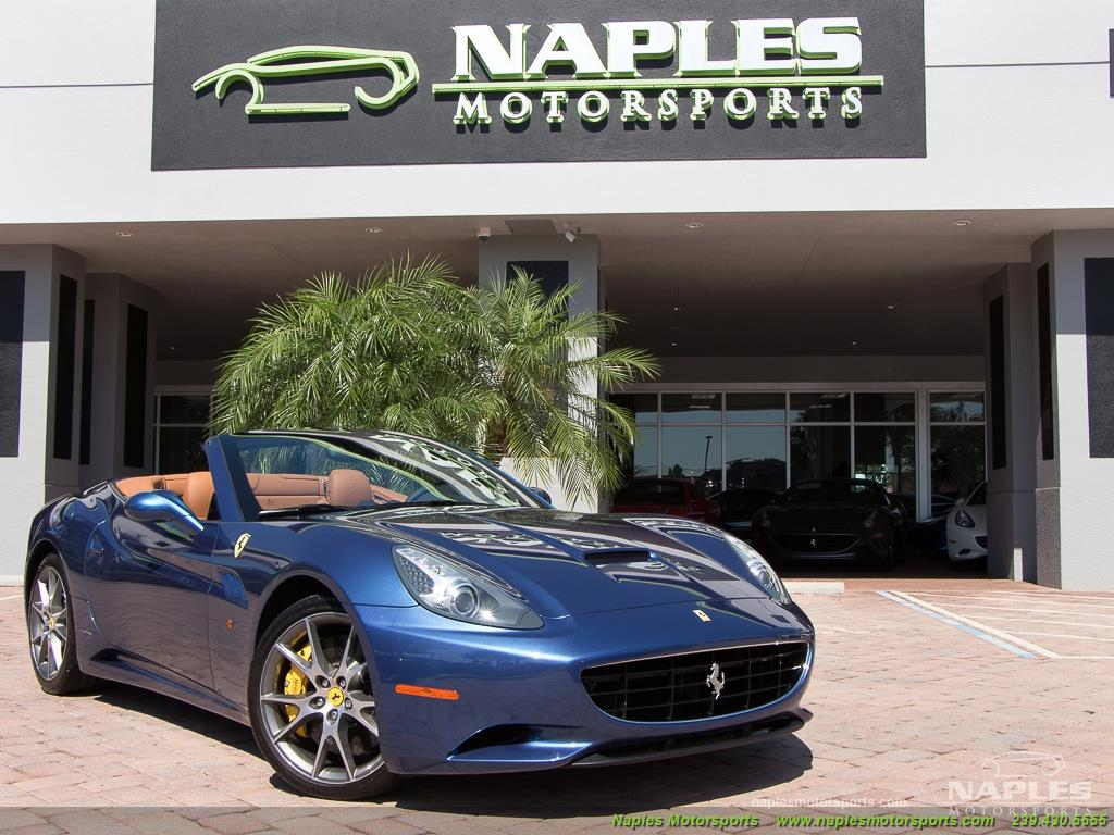 2010 Ferrari California - Photo 55 - Naples, FL 34104