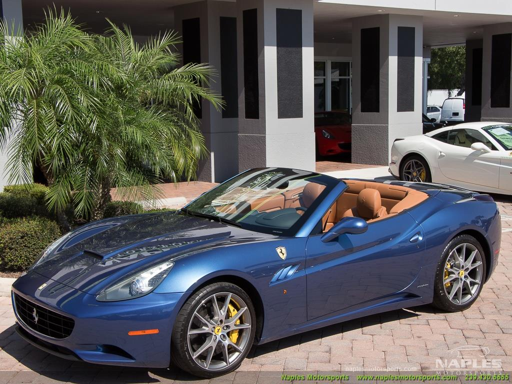 2010 Ferrari California - Photo 16 - Naples, FL 34104