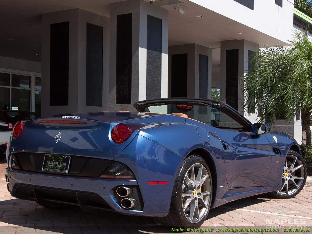 2010 Ferrari California - Photo 51 - Naples, FL 34104