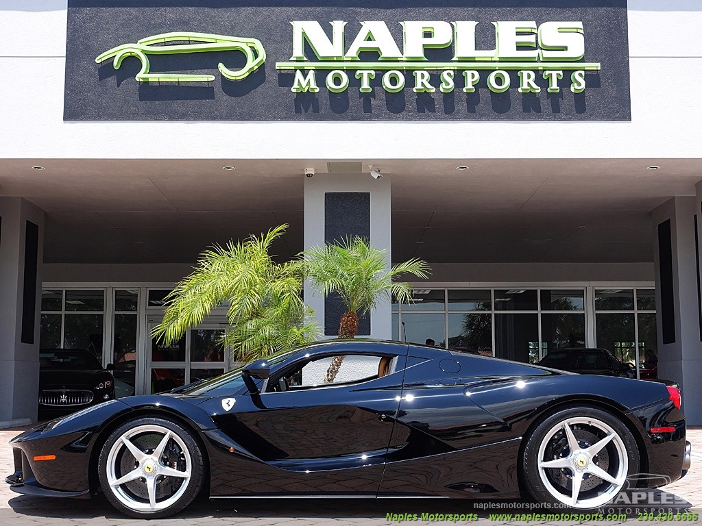 2014 ferrari laferrari ForMotor Vehicle Naples Fl